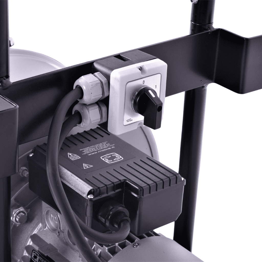 Jet Vent VT15 Extractor ON/OFF-switch