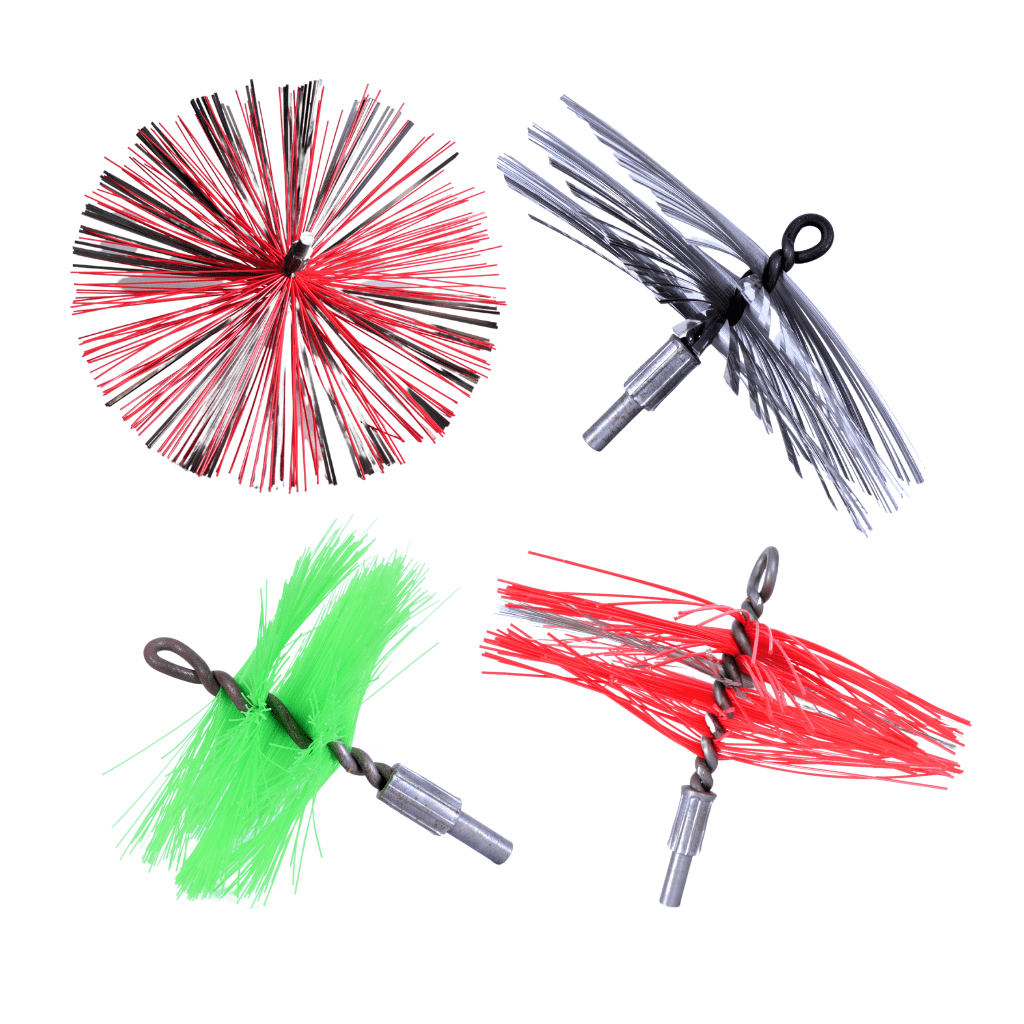 Jetvent Duct Cleaner - Brushes