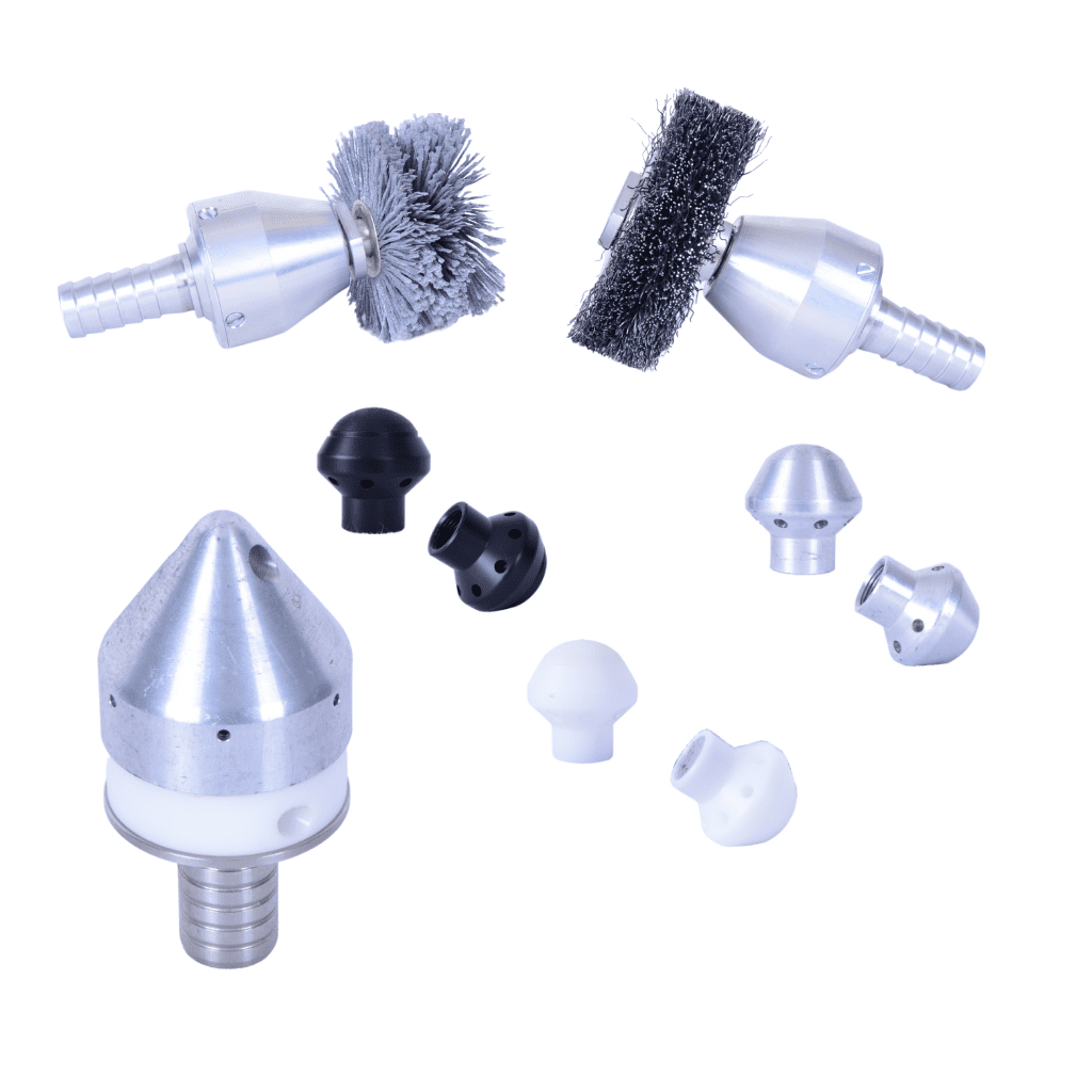 Nozzle for Jetvent Compressed Air Duct Cleaner
