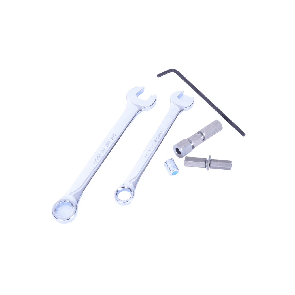 Jetvent Duct Cleaner - Tools