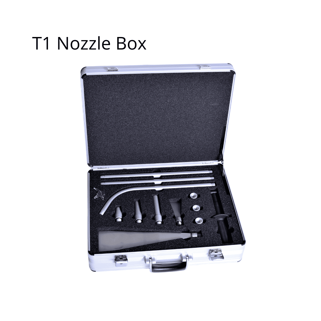 T1 Nozzle Box for dry ice blasters