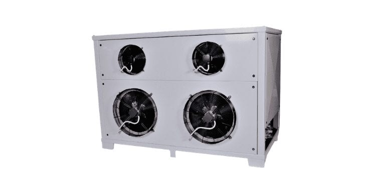 Co2 Gas Recovery Unit for dry ice production